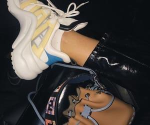 bag, fendi, and Louis Vuitton image