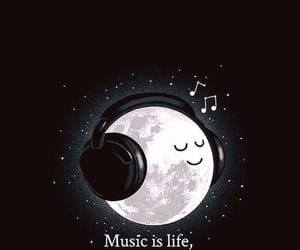 hearts, life, and music image