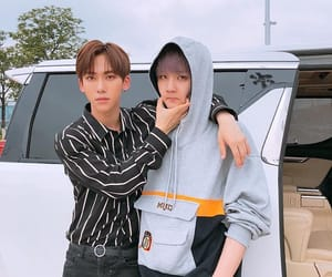 zeren, yuehua, and idol producer image