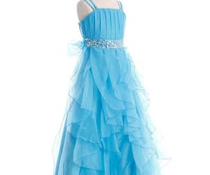 cute girls party dresses image