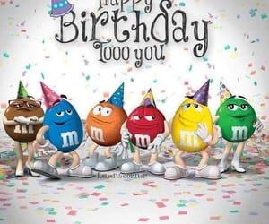 birthday, chocolate, and b'day image