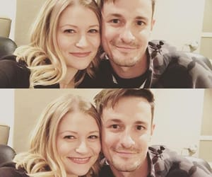 Emilie de Ravin, once upon a time, and giles matthey image