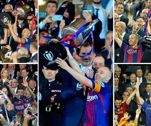 messi, andres iniesta, and don iniesta image