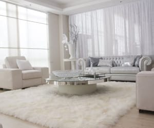 luxury, white, and home image