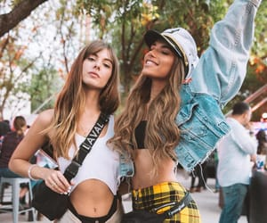 fashion, girl, and bestfriends image