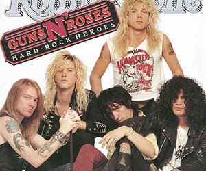 Guns N Roses, gnr, and axl rose image