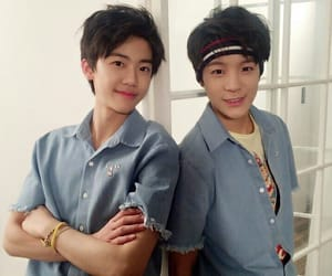 jaemin, nct, and jeno image