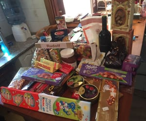 candy, chocolates, and kinder image