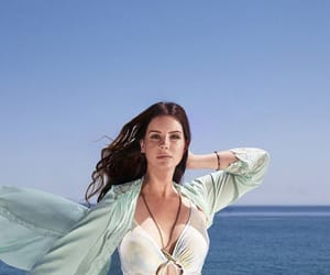 lana, lana del rey, and high by the beach image