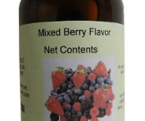 mixed berry flavor image