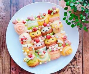 cute food, delicious, and kawaii image