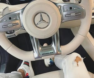 auto, mercedes, and luxurycar image