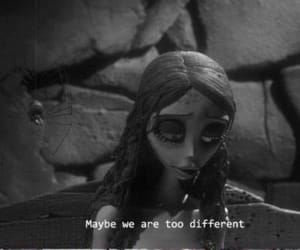 animation, corpse bride, and filme image