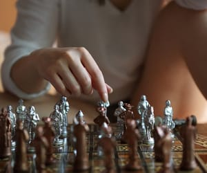 aesthetic, chess, and royal image