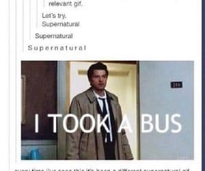 supernatural, castiel, and tumblr image