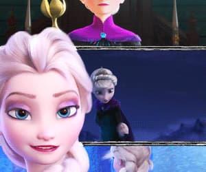 disney, film, and frozen image
