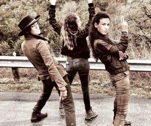 lexa, alycia debnam-carey, and fear the walking dead image
