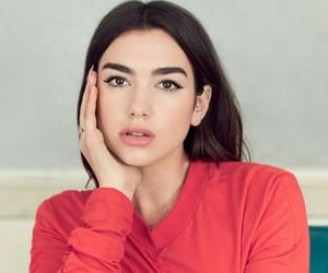 Queen, red, and dua lipa image