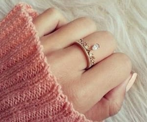 girly, jewelry, and cute image