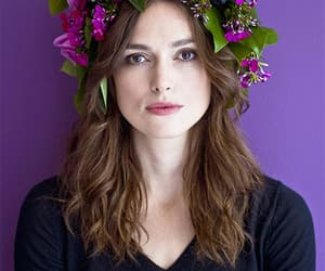beauty, brunette, and keira knightley image