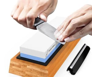sharpening stones, sharpening supplies, and best sharpening supplies image