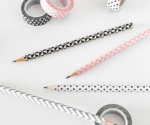 pencil and diy image