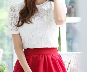 fashion, spring, and spring style image