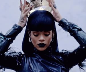 gif, Queen, and rihanna image