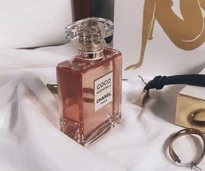 coco chanel, luxury, and perfume image