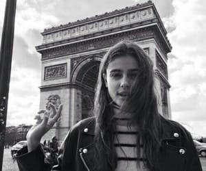 beauty, taylor hill, and black and white image