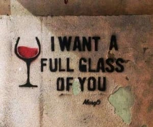 quotes, love, and wine image