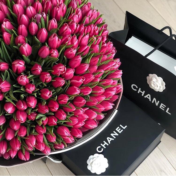 Шанель цветы картинки