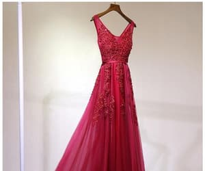 prom dresses, lace prom dresses, and burgundy prom dresses image