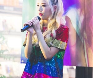 asian girls, k-pop, and loonatheworld image