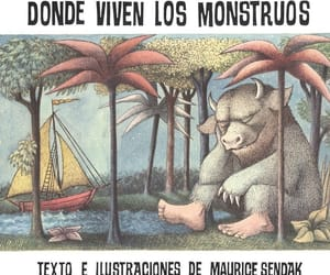 book, books, and monstruos image