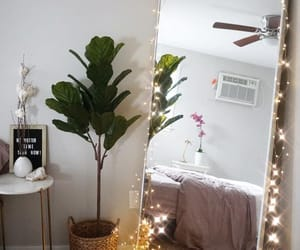 mirror, decor, and home image