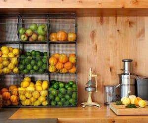 kitchen and fruit image