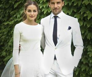 olivia palermo, wedding, and couple image