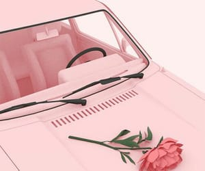 pink, aesthetic, and gif image