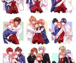 anime, heavens, and starish image