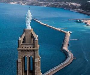 blue, monument, and Santa Cruz image