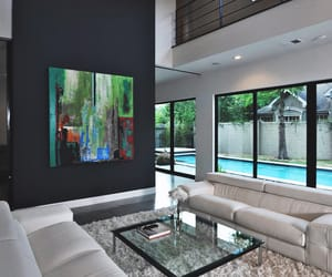 luxury, design, and living room image