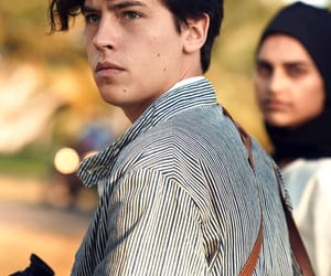 photoshoot, vogue, and cole sprouse image