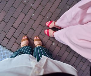culottes, green, and fashion image