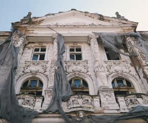 alternative, architecture, and ruined image