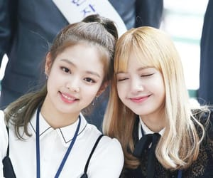 kpop, pretty, and black pink image