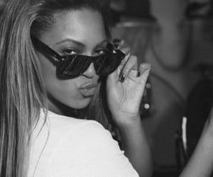 beyoncé, kiss, and sunglasses image