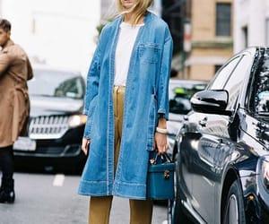 fashion, sweater, and wardrobe image