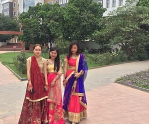 asian, best friends, and traditional image