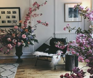 flowers, home, and design image